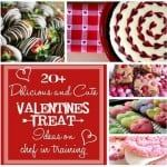 20 delicious and cute valentines treats