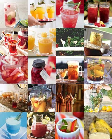 22 fruity cocktail recipes
