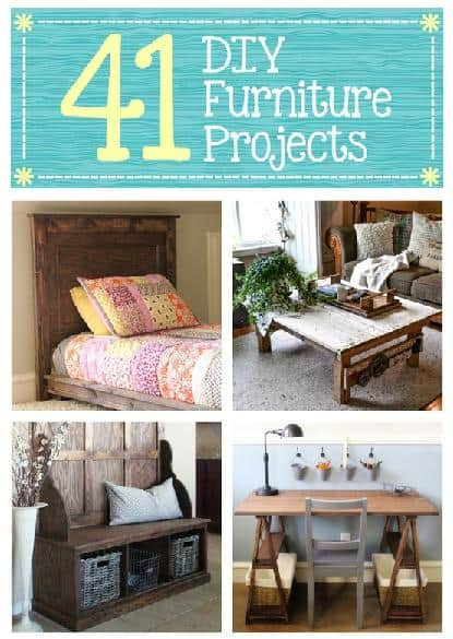 Diy home projects for beginners.