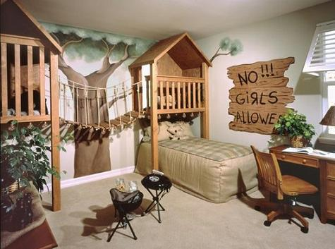 42 Fun Boys Bedroom Design Ideas | DIY Cozy Home