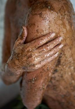 Coffee Scrub Homemade Cellulite Treatment