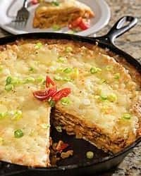 baked mexican pie recipe