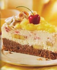 banana split cheesecake recipe