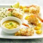 coconut shrimp and mango sauce recipe