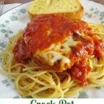 crock pot chicken parmesan recipe