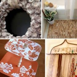 eco friendly crafts for the home