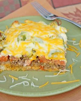 john wayne ground beef casserole