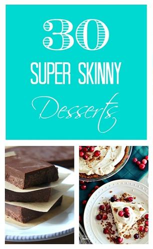 Super Skinny Desserts Healthy Low Calorie
