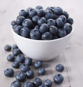 top anti aging foods blueberries