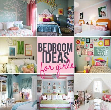 12 bedroom ideas for girls