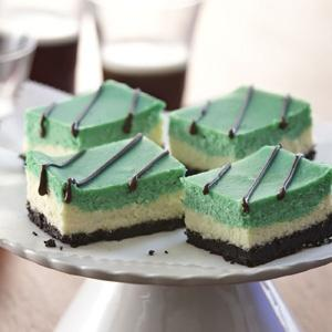 chocolate peppermint cheesecake recipe