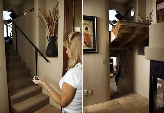 coolest secret room ideas under stairs