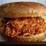 crockpot pulled chicken recipe