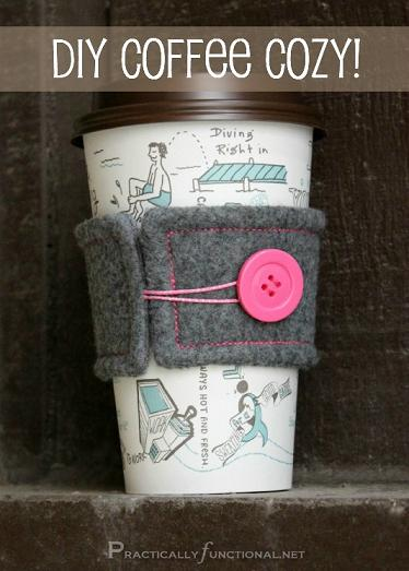 diy coffee cozy guide