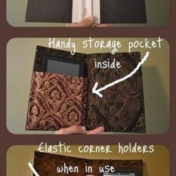 diy kindle fire cover protector