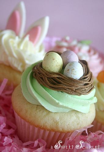 easter cupcake recipes ideas