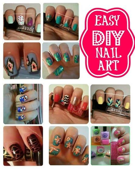 Easy diy nail art diy cozy home easy diy nail art publicscrutiny Choice Image