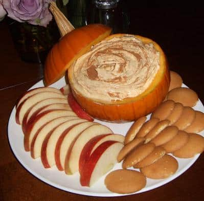 fall pumpkin dip recipe fun