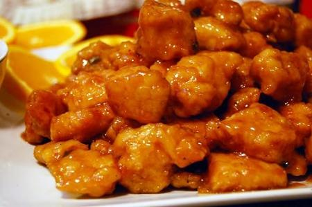 famous food recipes panda express orange chicken
