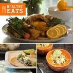 healthy chicken recipes roasted chicken