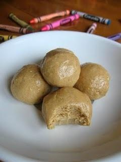 healthy high protein peanut butter balls