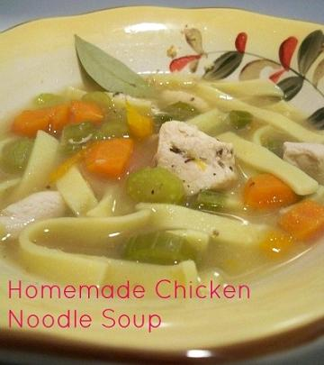 crock pot chicken noodle soup recipe whole chicken