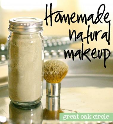 homemade natural makeup recipe