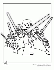 lego coloring pages free printables