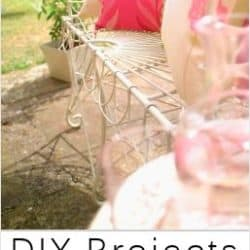 outdoor living projects and ideas