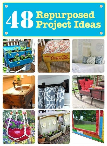 48 repurposed diy project ideas diy cozy home