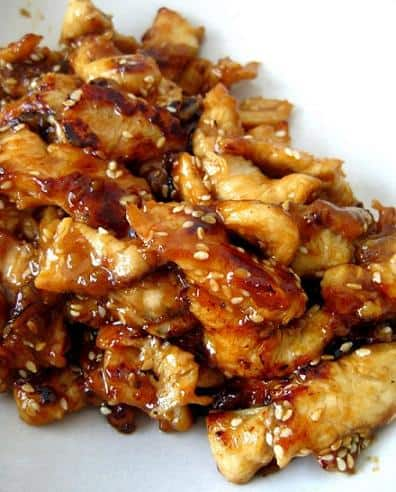 super simple teriyaki chicken recipe