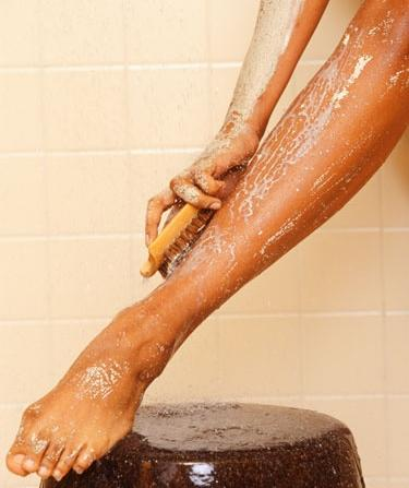 ways to shave less leg shaving tips