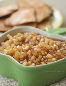 Apple pie dip