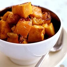 Candied Sweet Potato w Pineapple