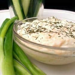Dill and Cheese Dip