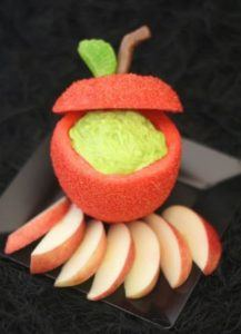 Poison apple dip