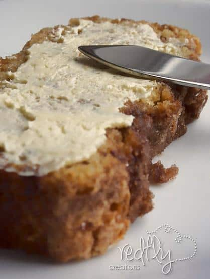 amazing amish cinnamon bread alternative