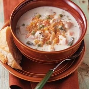 Chicken Chowder