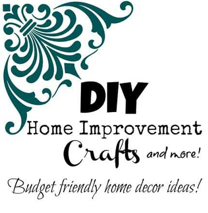 budget friendly home improvement crafts
