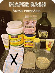 diaper rash home remedies