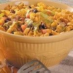crowd pleasing taco salad recipe