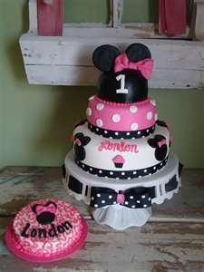 disney minnie mouse birthday cake ideas recipe