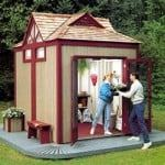 free workshop and shed plans