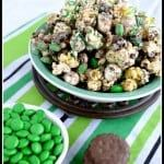 fudge mint popcorn recipe