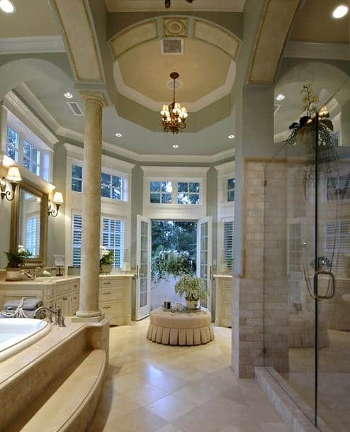 Stunning master bathroom ideas and inspiration diy cozy home for Master bathroom ideas