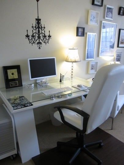 stylish home office inspiration