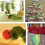 the very hungry caterpillar birthday party ideas