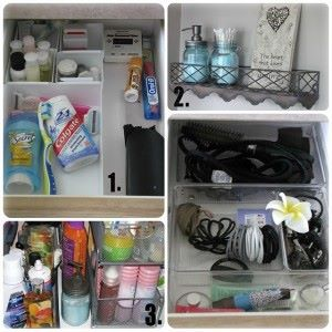 Dorm Bathroom Storage