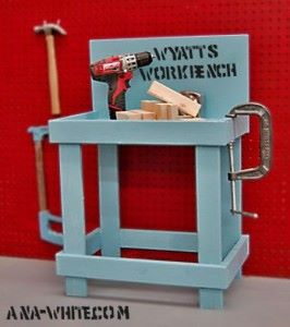 Play work bench