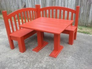 Playroom table